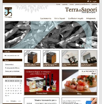 TerradiSapori - eCommerce